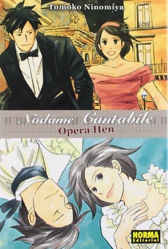 NODAME CANTABILE OPERA-HEN (CÓMIC MANGA) por Tomoko Ninomiya