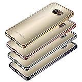 Eximmobile Chrom Case für LG G7 ThinQ | Handyhülle in Anthrazit aus Silikon | Cover | Schutzhülle aus Hochwertigem TPU | Handytasche mit gutem Schutz | Handy Tasche Etui Hülle für Rückseite