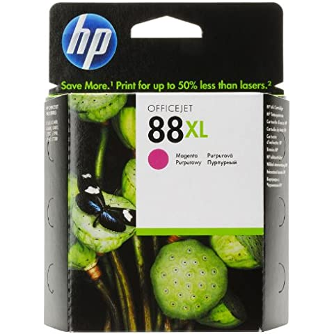 HP C9392AE - Cartucho original Nº88XL, magenta