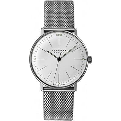Junghans Gents Watch Max Bill Hand Wound Analogue 027/3004.44