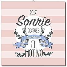 Grupo Erik Editores Amelie - Calendario 2017, 30 x 30 cm