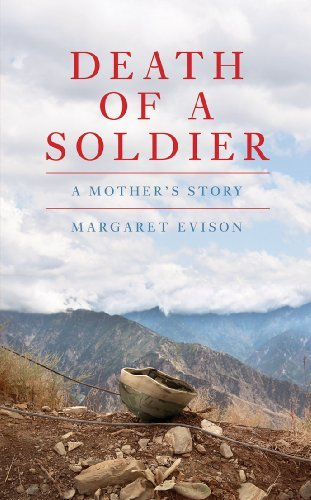 Death Of A Soldier by Margaret Evison (2012-11-01)