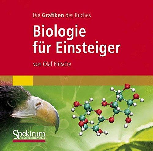 Alle Grafiken des Buches Biologie für Einsteiger