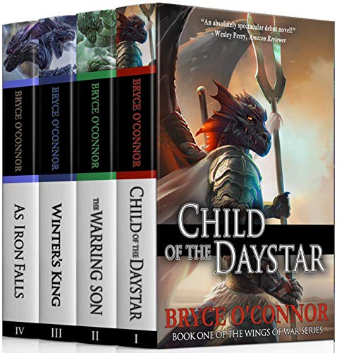 The Wings of War Boxset: Books 1 - 4 (English Edition)