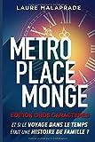 Métro Place Monge (édition gros caractères)