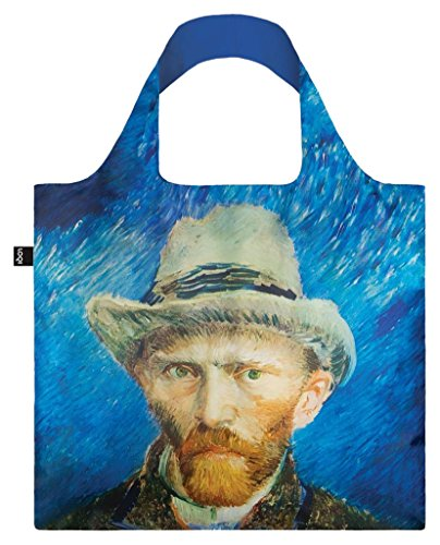 c236d795a511e LOQI VINCENT VAN GOGH Self Portrait with Grey Felt Hat Bag