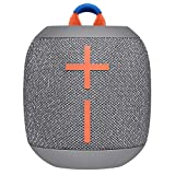 Ultimate Ears Wonderboom 2 Altoparlante Portatile Bluetooth e Wireless, Bassi e Audio a 360°, Classe IP67, Galleggiante, Raggio d'Azione di 30 m, Singolo, Grigio