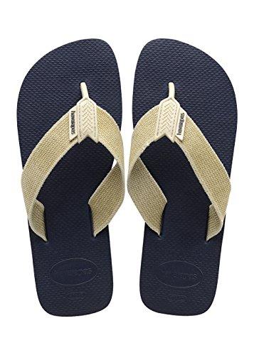 havaianas-herren-flip-flops-urban-basic-grsse-43-44-navy-blau-beige-zehentrenner-fr-mnner