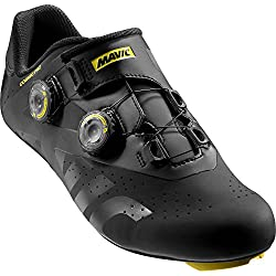 Zapatillas Mavic Cosmic Pro Negro/Amarillo Mavic, Unisex - Adulto, amarillo