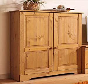 unbekannt sideboard kommode 8815344 kiefer massiv gelaugt ge lt k che haushalt. Black Bedroom Furniture Sets. Home Design Ideas
