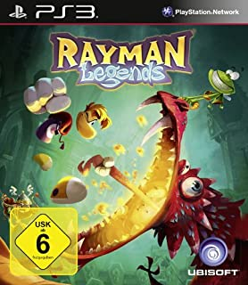 PS3 game - Rayman Legends - German version - German screen text - Ubisoft - ages 6 and older (B00BDF80GC) | Amazon Products