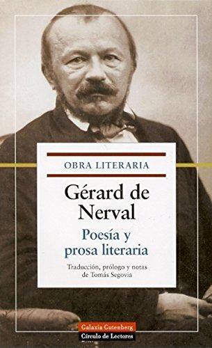 Poesía y prosa literaria (Obras Completas) por Gérard de Nerval