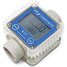 Cuchillo de flujo digital Digi talzä hlwerk 10–100L/min AdBlue® urea Bomba