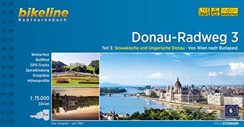 Donau - Radweg 3 Wien-Budapest 2018