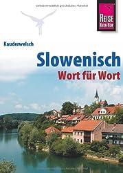Slowenisch Wort für Wort. Kauderwelsch