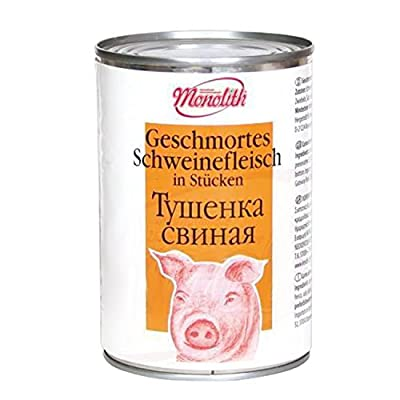 """Geschmortes Schweinefleisch in Stücken """"Tuschenka"""""""