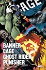 Banner/Cage/Punisher par Richard Corben par Way