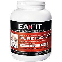 Eafit Pure Isolate Protéine Whey Chocolat 750 g