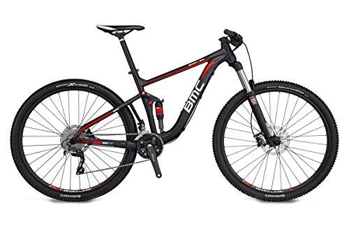 BMC ENDURO SPEEDFOX SF03 15 BLACK M
