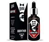 #9: BEARDO GODFATHER Lite Beard & Mustache Oil - 30ml