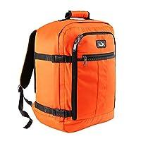 Cabin Max Mini Metz 30 Litre Travel Hand Luggage Backpack - 45 x 35 x 20 cm (Orange)