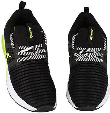 Sparx Trending Shoes SX0610 Black Green