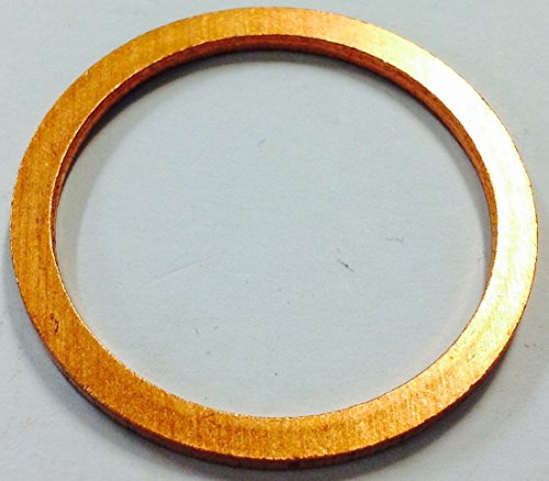 Preisvergleich Produktbild Sitzt u Passt Dichtringe Kupfer A 28x34x2-10 Stück