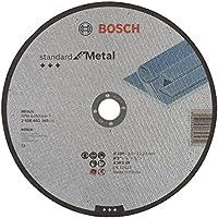 Bosch 2 608 603 168 - Disco de corte recto Standard for Metal - A 30 S BF, 230 mm, 22,23 mm, 3,0 mm (pack de 1)