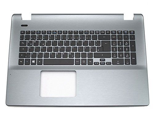 Tastatur, deutsch (DE) + Top-Case für Acer Aspire E5-771G Serie