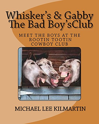 Whiskers & Gabby The Bad Boy Series: Volume One (Howdy & Whiskers The Bad Boy Series Book 1) (English Edition)