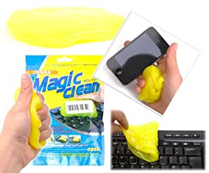 """DURAGADGET """"Flubber"""" Multi-Purpose Cleaning Gel With Disinfectant For Chilli Technology Action 3 HD, Polaroid XS7/XS9/XS100 & Contour Roam/Roam 2"""