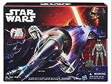 """Stars Wars """"Das Erwachen der Macht"""" - Boba Fett Actionfigur (9,5 cm) und sein Raumschiff Slave I"""