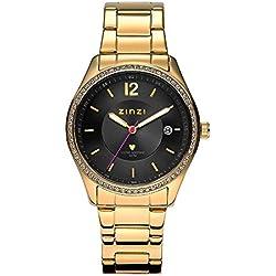 Zinzi Gold horloge ZIW313