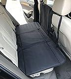 FurryFriends Backseat Pet Dog Bridge–Seggiolino auto estensione barriera–Piattaforma di divisori di ritenuta per camion, SUV, e Full Sized Sedans