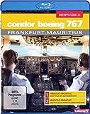 Take-off TV *** Condor Boeing 767 *** Frankfurt-Mauritius *** Cockpit-Flüge (3D) [Blu-ray]