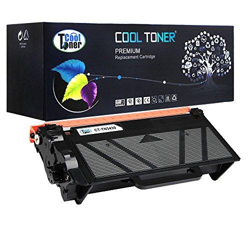 Preisvergleich Produktbild Cool Toner Kompatibel TN-3430 Tonerkartusche Replacement für Brother DCP-L5500DN L5600DN L5650DN, HL-L5000D L5100DN L5100DNT L5200DW L5200DWT L6200DW L6200DWT L6250DW L6300DW L6400DW L6400DWT, MFC-L5700DW L5800DW L5850DW L5900DW L6700DW L6750DW L6800DW L6900DW , 3000 Seiten