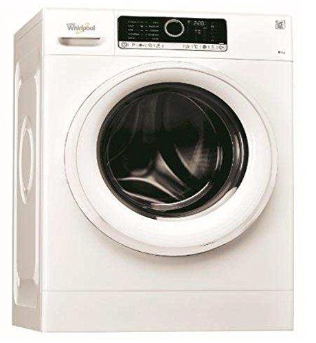 Whirlpool FSCR80413 Autonome Charge avant 8kg 1400tr/min A+++ Blanc - machines à laver (Autonome, Charge avant, A+++, A, B, Blanc)