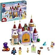 مجموعة بناء بيوتي أند ذا بيست 43180، قلعة بيل من مجموعة بناء بيوتي آند ذا بيست من ليجو، لعبة للأطفال من سن 4 س