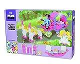 Plus Plus 52266 Mini Pastel 480-Prinzessin-3-in-1 mit 480 Bausteinen, die beim Bauen die Kreativität fördern und die Fantasie anregen. EIN Kreationsspiel speziell für Mädchen