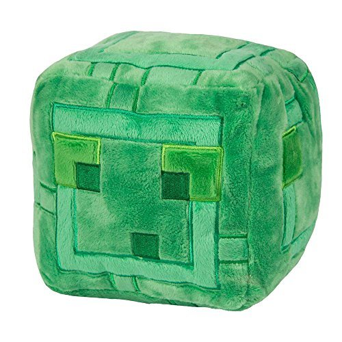 "Slime Plush - Minecraft - 18cm 7"""