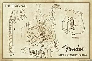 NMR/Aquarius Fender Original Poster