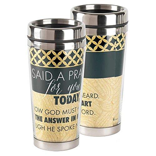 Ich sagte ein Gebet für Sie heute gemustert 16Unze Edelstahl Reise Kaffee Tasse