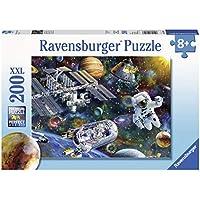 Ravensburger 12692 - Baustelle, 200 Teile XXL Puzzle
