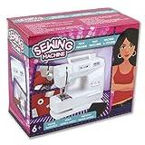 Speelgoed H64/3899 - Kinder Nähmaschine mit richtigen Funktionen und Zubehör batteriebetrieben