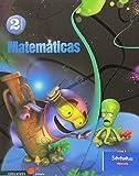 Matematicas 2º Primaria - Andalucia (Superpixépolis) - 9788414001608