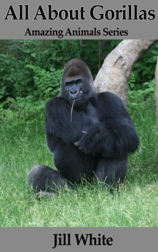 Ebooks All About Gorillas: Fun Facts and Amazing Photos for Kids (Amazing Animals) Descargar Epub