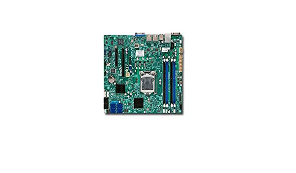 Supermicro MBD-X10SL7-F-O Motherboard (Single SKT, Intel C222