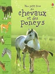 Mon petit livre des chevaux et poneys