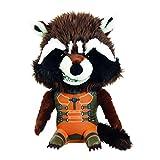 Metropolitana Giocattoli Gog 02.314 - Marvel Media Peluche con Suono Rocket Raccoon, 17 cm