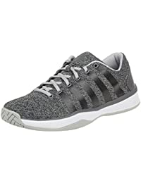 K-Swiss Hypercourt Lsheather - Zapatillas unisex, color gris